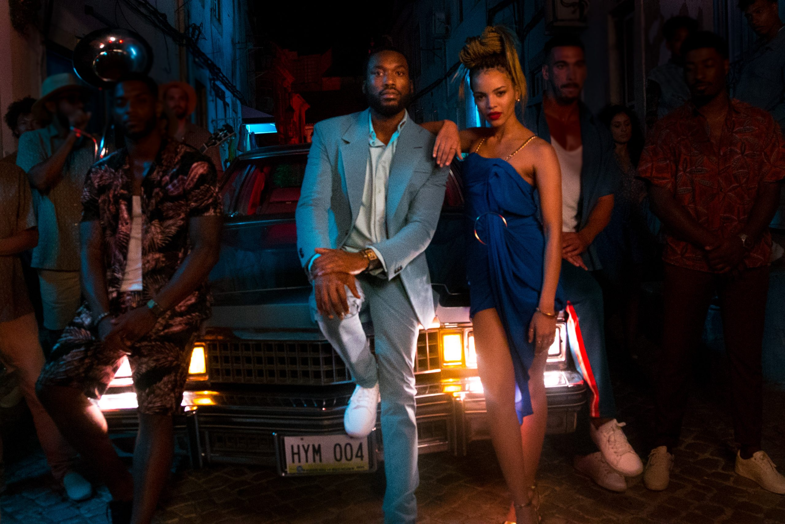 BACARDÍ Conga Feat. You with Meek Mill and Leslie Grace (1)
