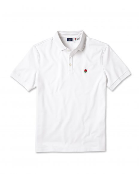 Charles Tyrwhitt - The Supporter Collection White Polo £49.95 - ctshirts.com