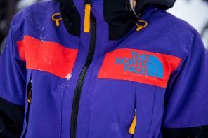 What to wear now: The North Face