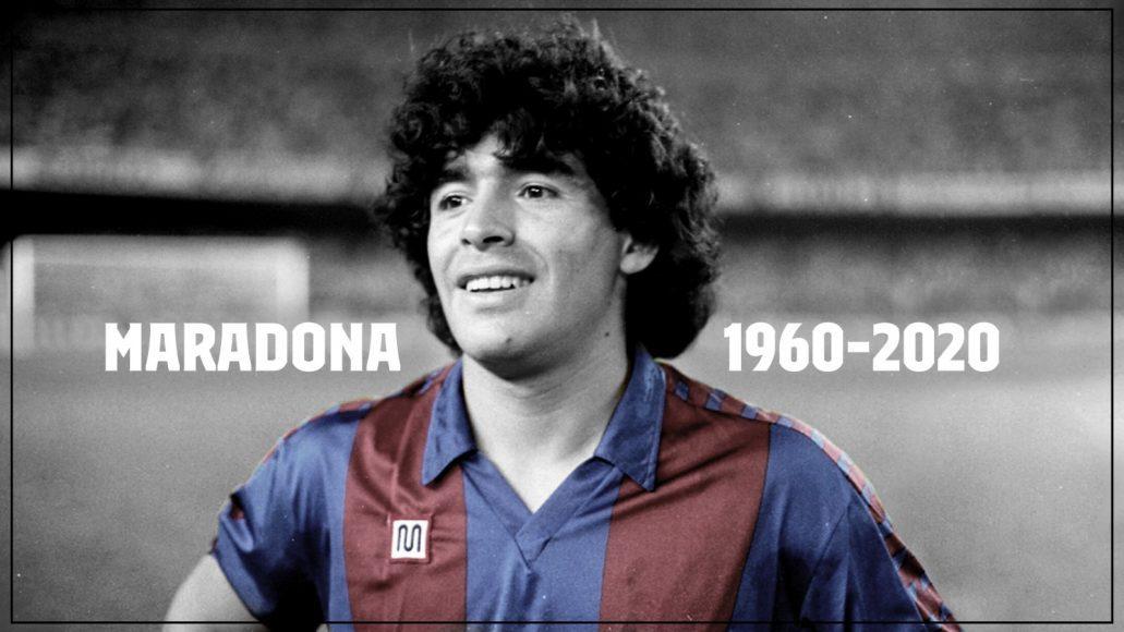 Maradona - FC Barcelona