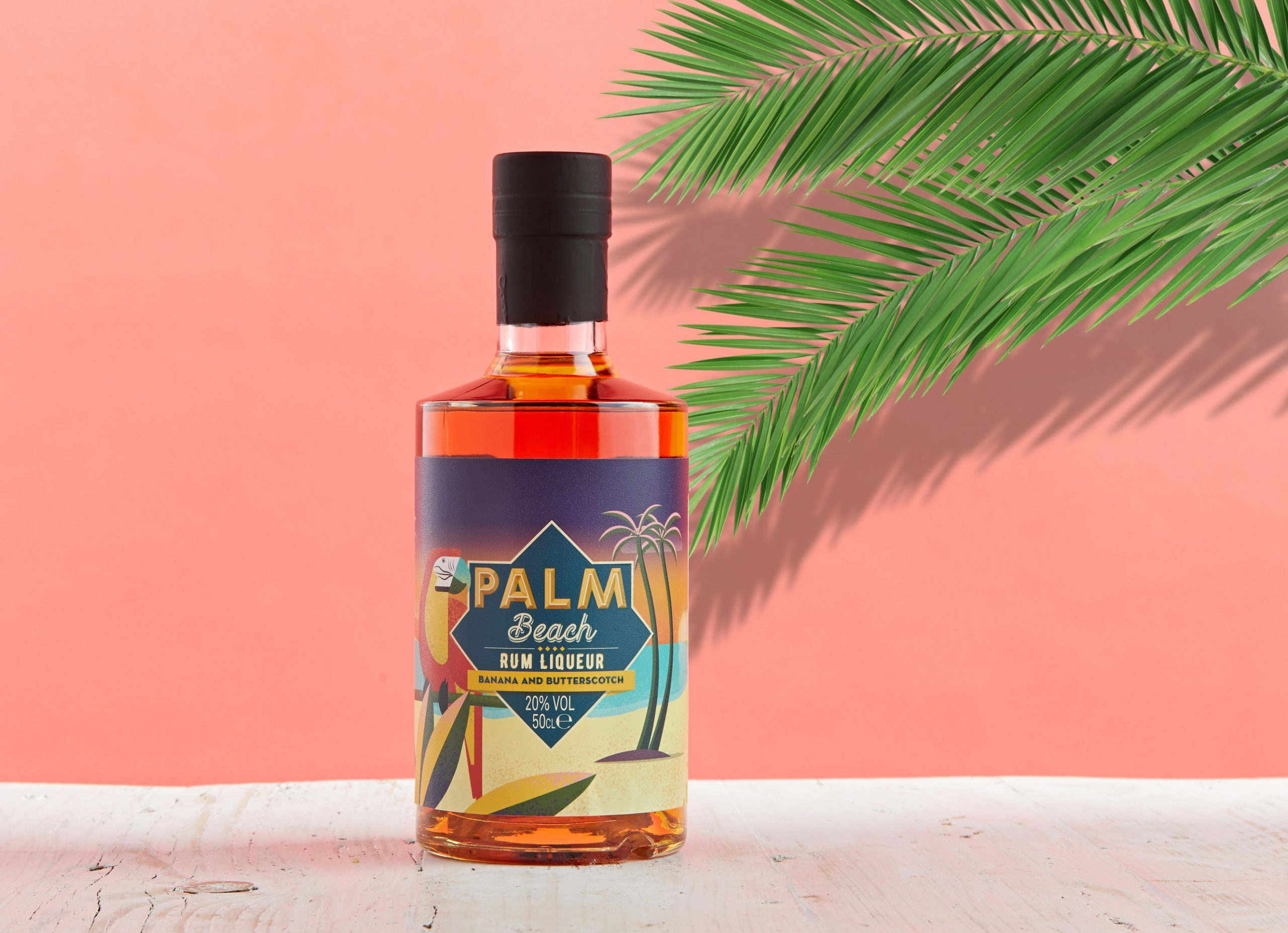 NEW! Palm Beach - Banana & Butterscotch