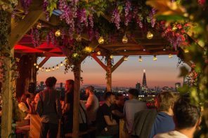 where to go now: Bussey Rooftop Bar