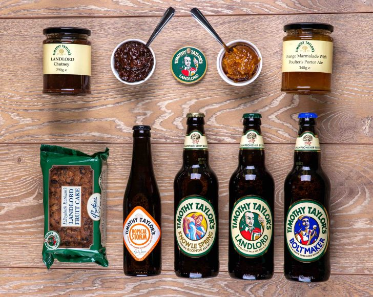 TIMOTHY TAYLORS - YORKSHIRE FAVOURITES