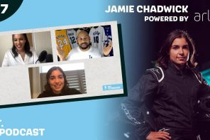 The Alternative F1 Podcast: Jamie Chadwick, Life in W Series, Future of F1