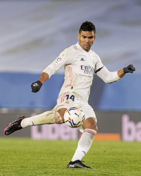 Casemiro (Real Madrid)