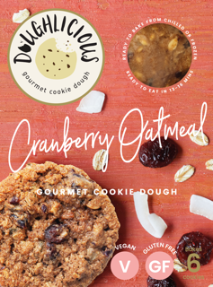 Cranberry Oatmeal Front