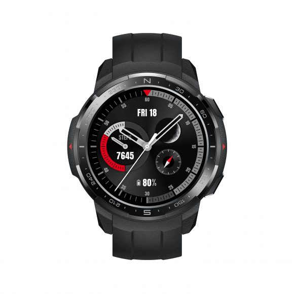 HONOR Watch GS Pro - black (2)