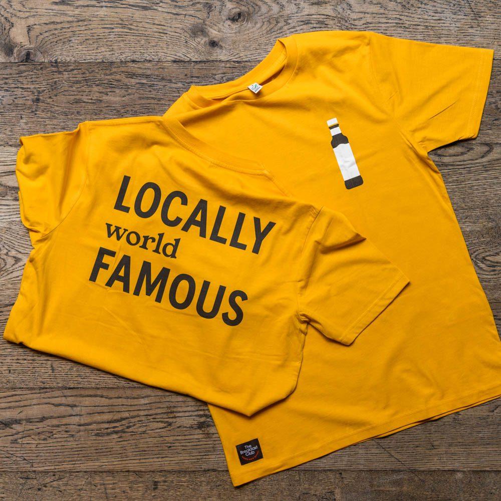 Locally World Famous T-Shirt