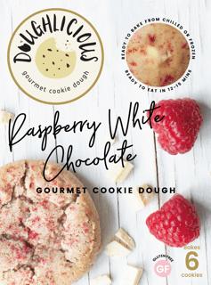 Raspberry White Chocolate Front