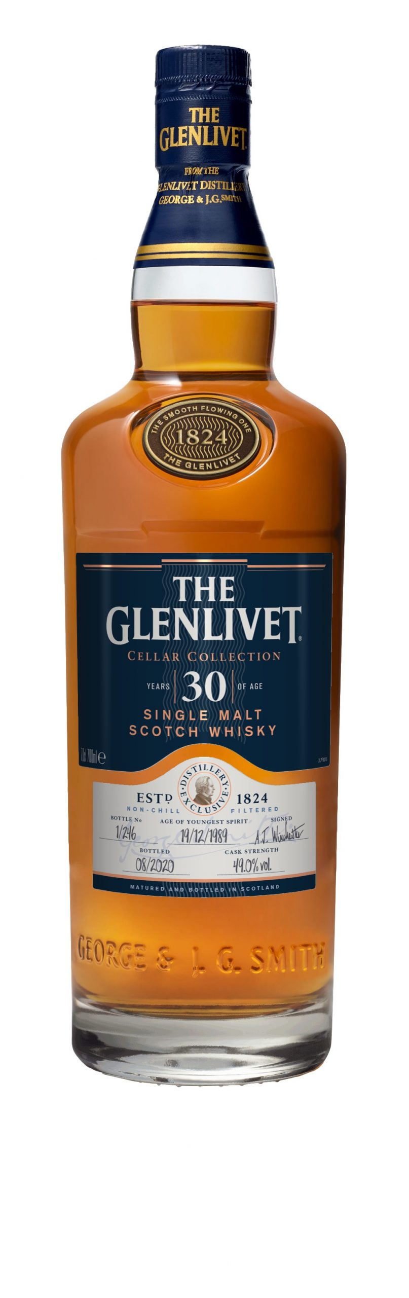 The Glenlivet Cellar Collection 30YO