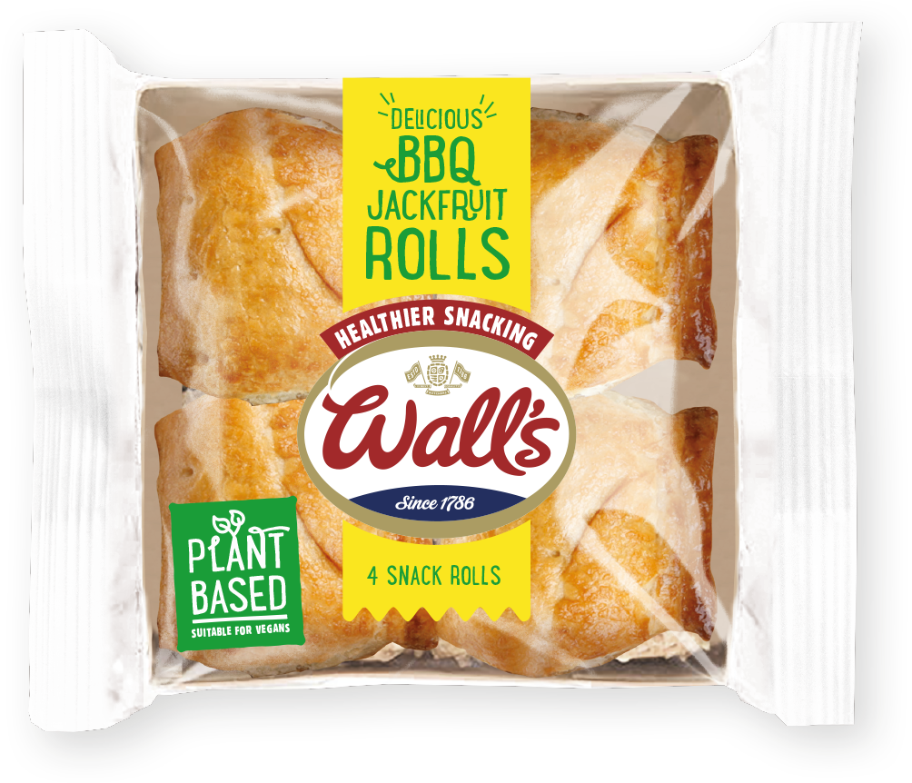 Wall's Pastry_4 BBQ Jackfruit Rolls