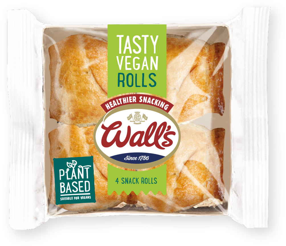 Wall's Pastry_4 Vegan Snack Rolls