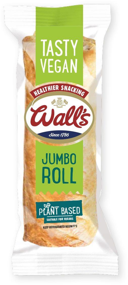 Wall's Pastry_Vegan Jumbo Roll