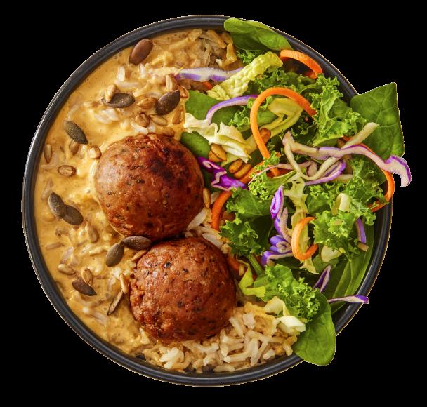 Meatless meatballs_soup (1)