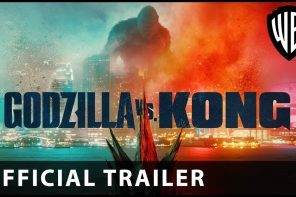 what's  on: Godzilla vs. Kong