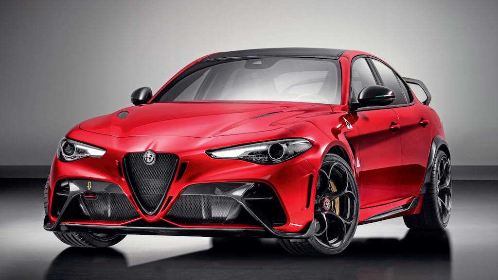 Alfa Romeo GTAs