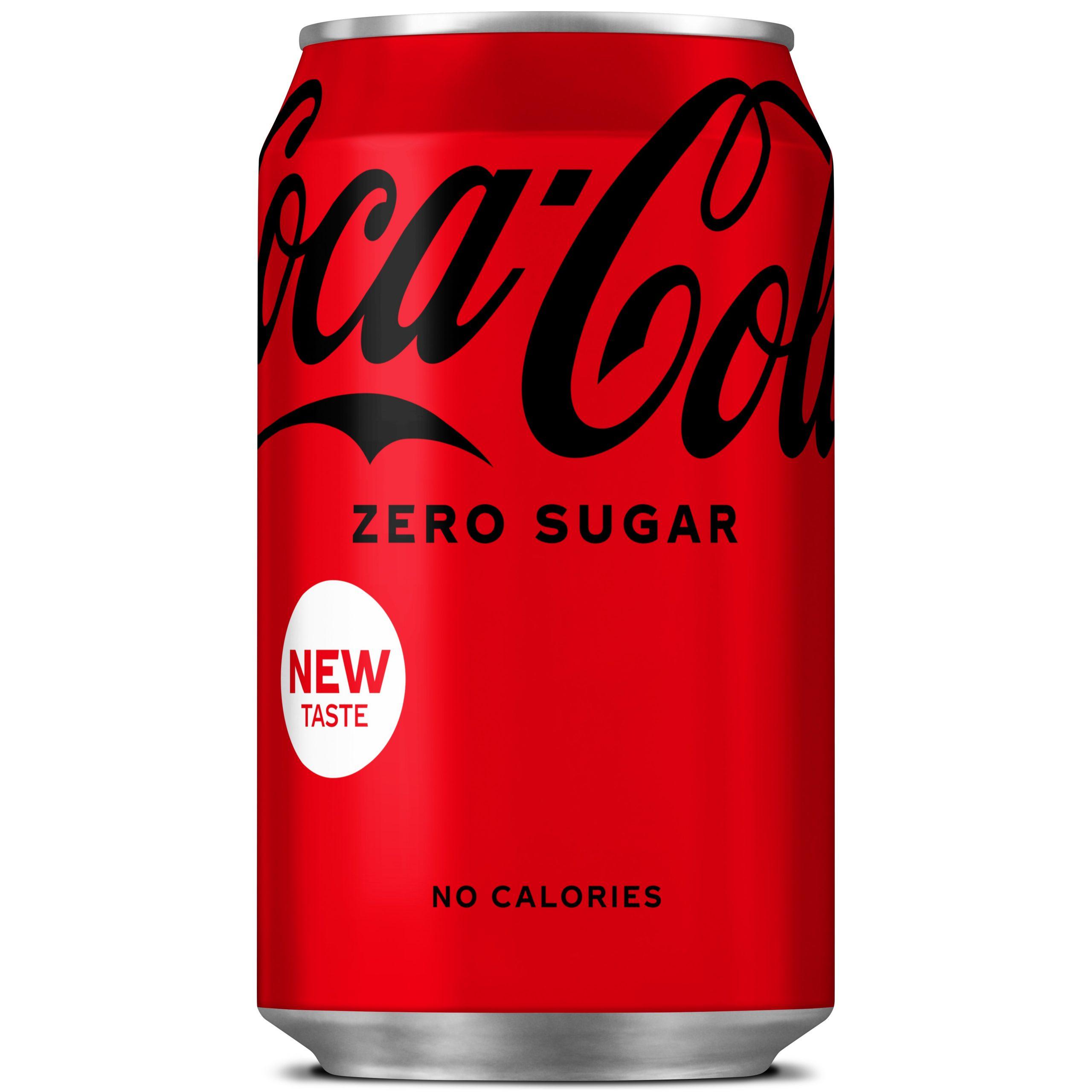 Coca Cola New Taste Pack