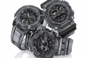 G-SHOCK to release new Skeleton series