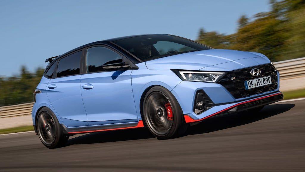 New Hyundai i20 N-7