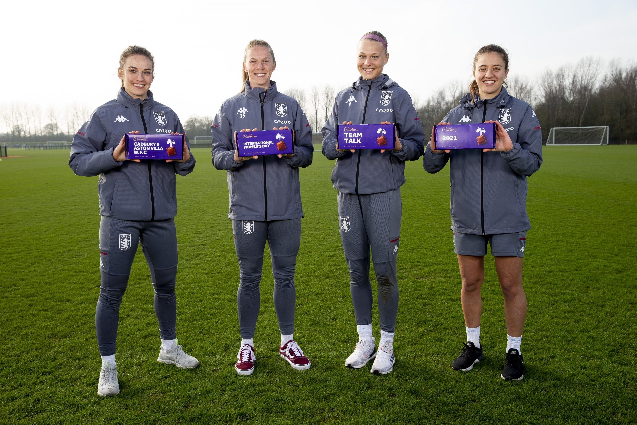 Aston Villa x Cadbury Team Talk (2)