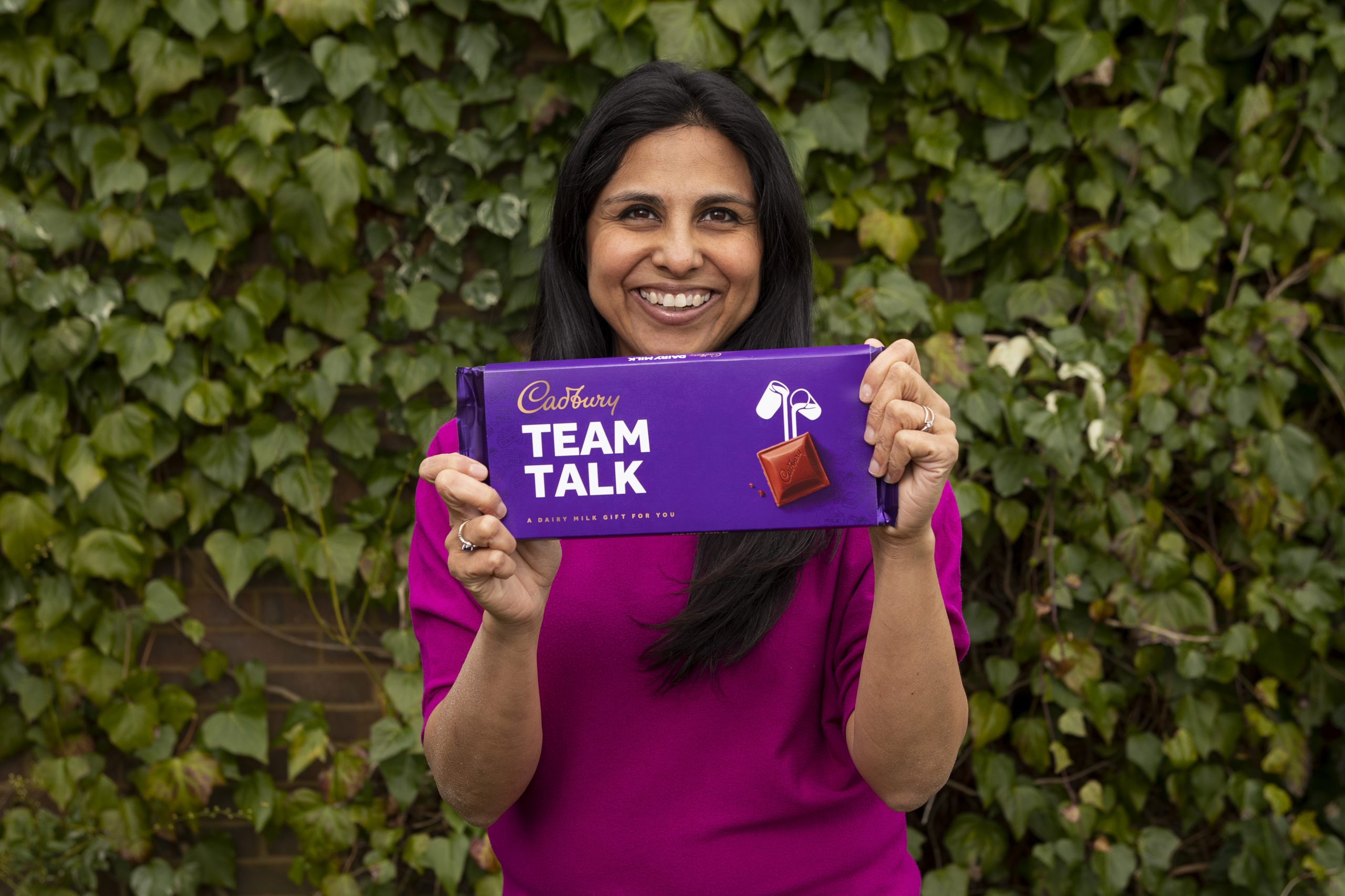 Benazir Barlet-Batada, Cadbury Marketing Director