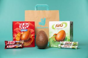 Deliveroo is delivering emergency Easter Eggs just in time for the weekend