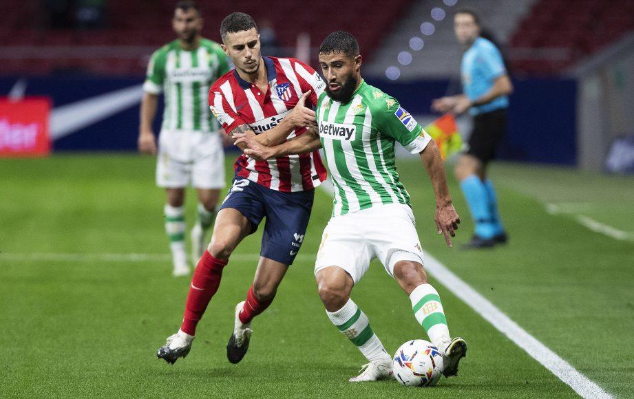 Nabil Fekir - Real Betis (1)
