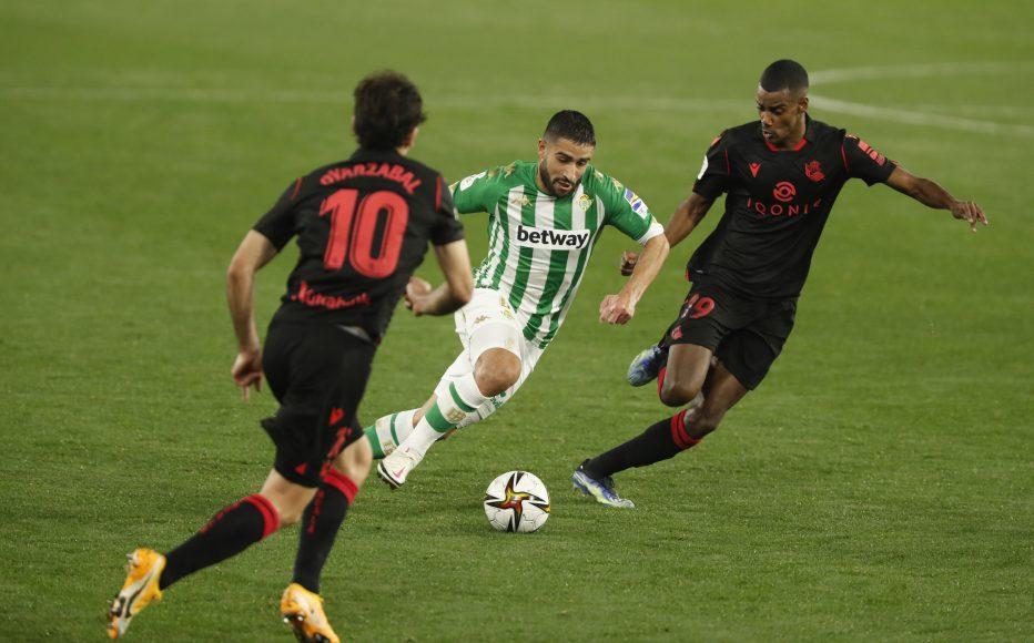 Nabil Fekir - Real Betis (2)