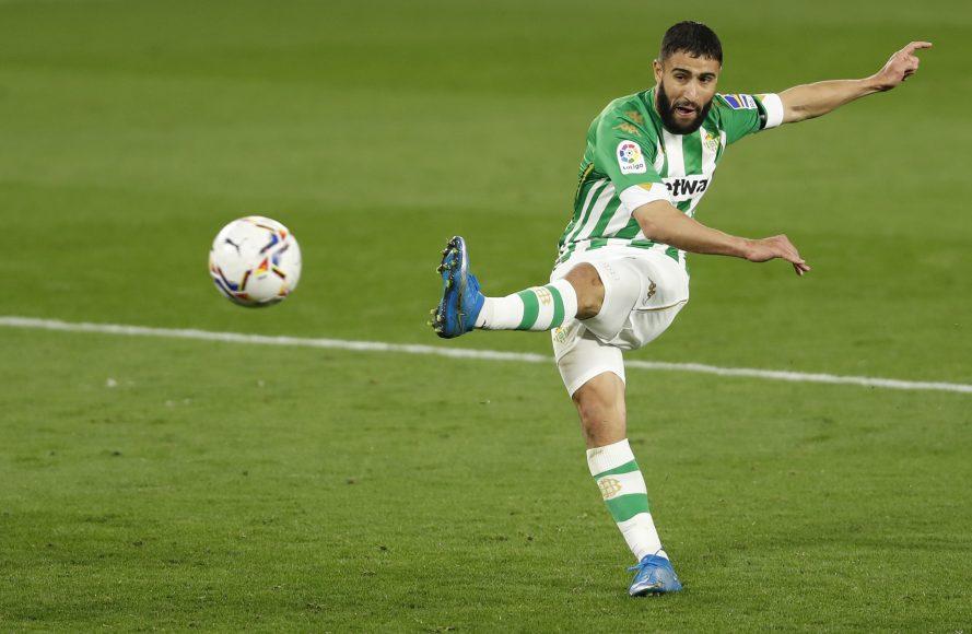 Nabil Fekir - Real Betis (5)