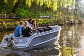 where to go now: Goboat London