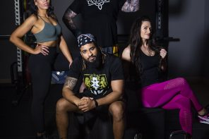 Back to Gym Advice – from the WWE NXT UK Superstars