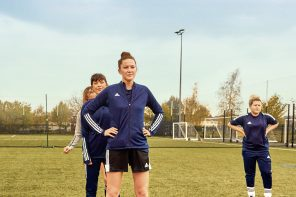 adidas pays Londoners' subs to celebrate the return of Grassroots football