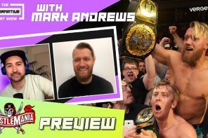 Alternative Sport show: Mark Andrews / WWE
