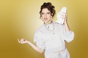 what to wear now: Mae Muller x PUMA