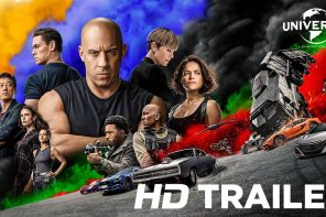 what's on?: FAST & FURIOUS 9