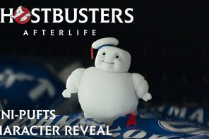 What's ON: Ghostbusters: Afterlife