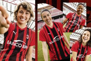 what to wear now: AC Milan 2021/22 Home kit