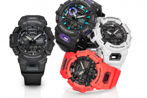 what to wear now: g-shock
