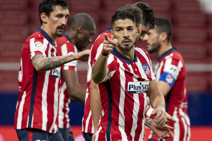 Luis Suarez (Atletico de Madrid)