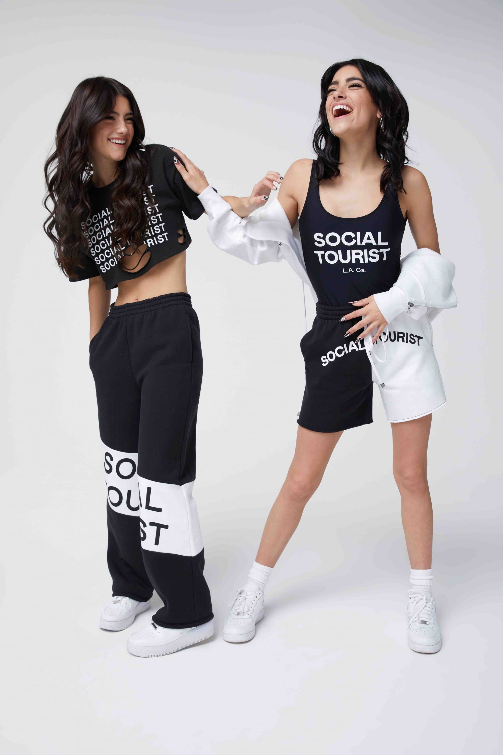 Social Tourist - Charli and Dixie - Campaign1