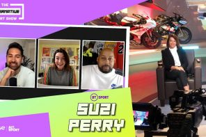 The Alternative Sport Show: Suzi Perry