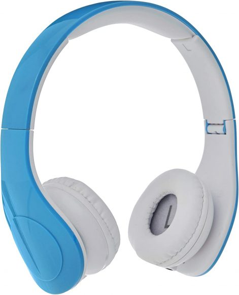AmazonBasics Volume Limited Wired Over-Ear Headphones for Kids