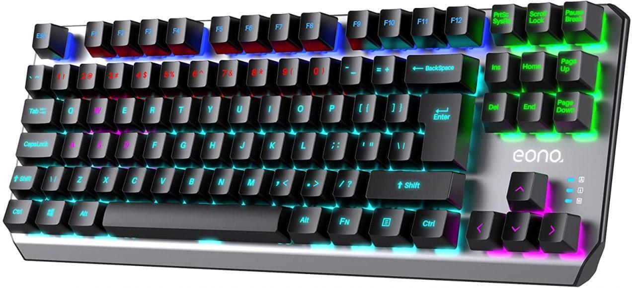 Eono Wired Gaming Keyboard