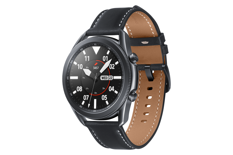 Galaxy Watch3 Mystic Black