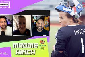 The Alternative Sport Show: Maddie Hinch