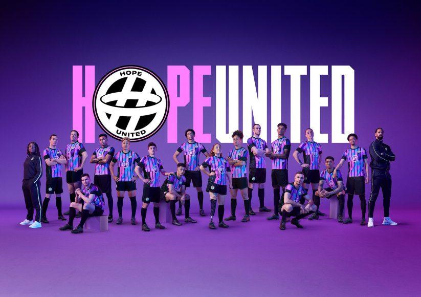 Hope United squad