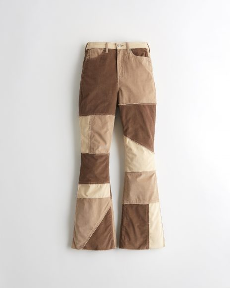 Social Tourist - Ultra High-Rise Flare Pants